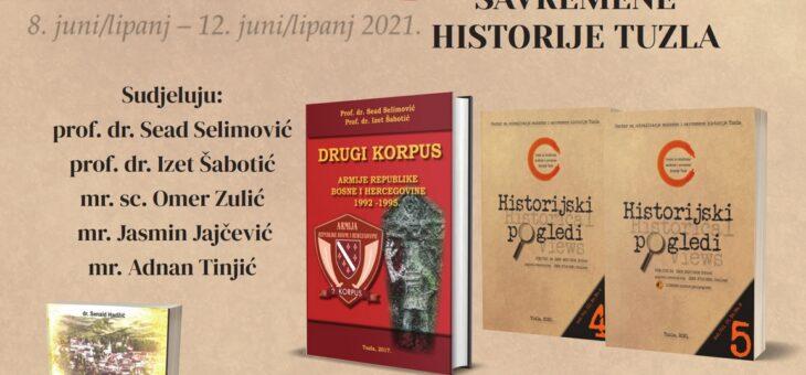 Promocija izdanja Centra za istraživanje moderne i savremene historije Tuzla na Petom HISTORY FEST-u